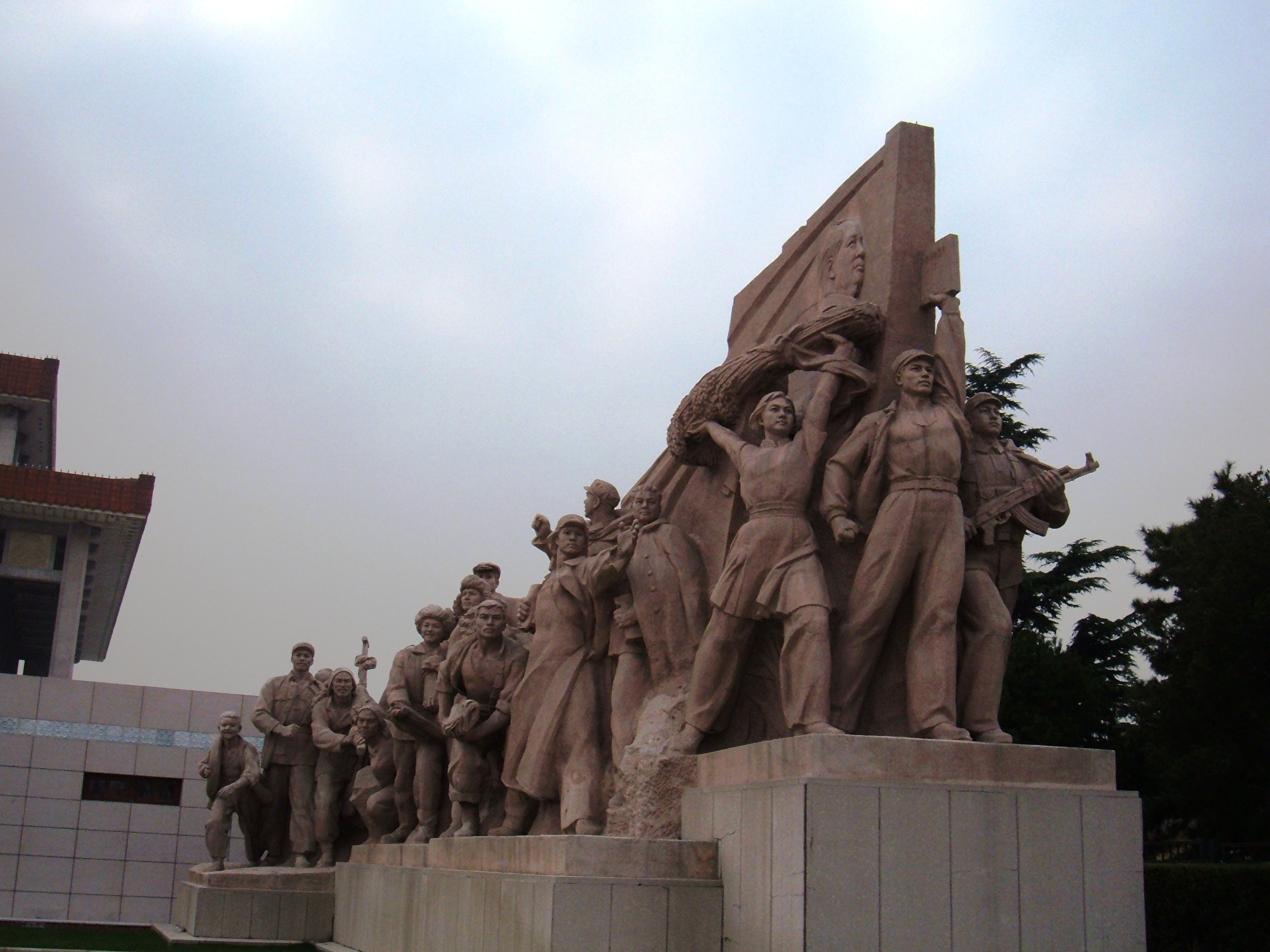 Mausoleum of Mao Zedong 1