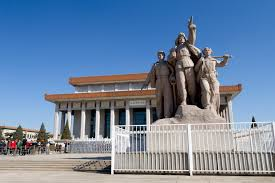 Mausoleum of Mao Zedong 3